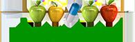Beratung · Projektberatung · Nahrungsergänzungsmittel Logo